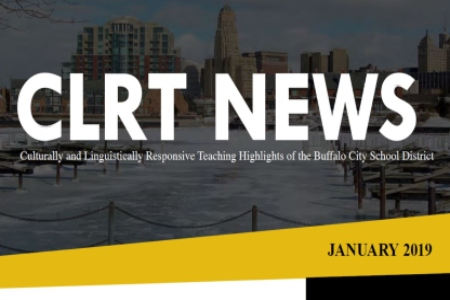 CLRT January Newsletter